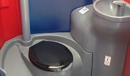 Portable Elite Flushable Unit with Sink