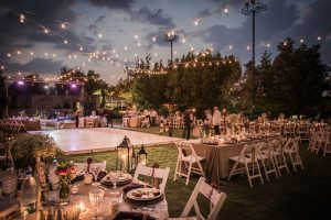 Portable Restroom Solutions for Wedding Receptions
