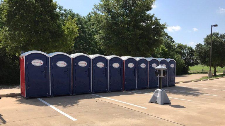 Flower Mound, Texas Event - Texas Johns Portable Restrooms