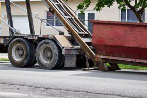 Dumpster Roll-Off Service In Dallas